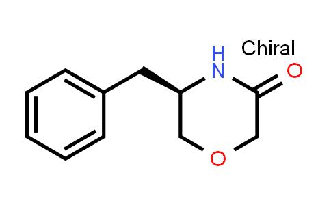 1052210-00-0   (5R)-5-(Phenylmethyl)-3-morpholinone