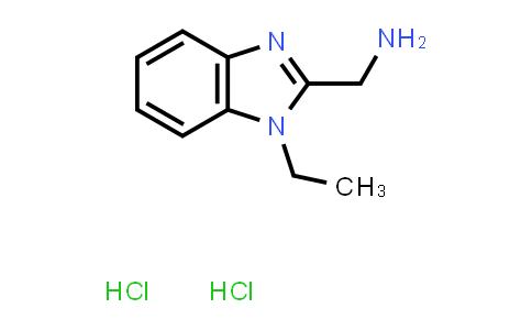 1052552-52-9 | (1-Ethyl-1H-benzo[d]imidazol-2-yl)methanamine dihydrochloride