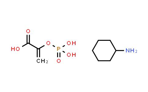 10526-80-4 | Phosphoenolpyruvic acid (cyclohexylammonium salt)