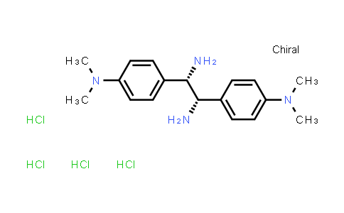 1052707-21-7 | (1S,2S)-1,2-Bis(4-dimethylaminophenyl)-1,2-ethanediamine tetrahydrochloride