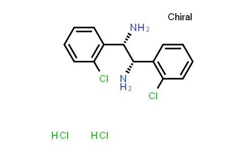 1052707-24-0   (1S,2S)-1,2-Bis(2-chlorophenyl)ethylenediamine dihydrochloride