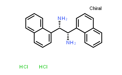 1052707-27-3 | (1S, 2S)-1,2-di-1-Naphthyl-ethylenediaMine dihydrochloride