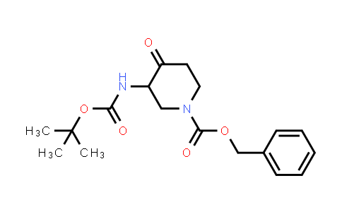 1052713-43-5   Benzyl 3-((tert-butoxycarbonyl)amino)-4-oxopiperidine-1-carboxylate