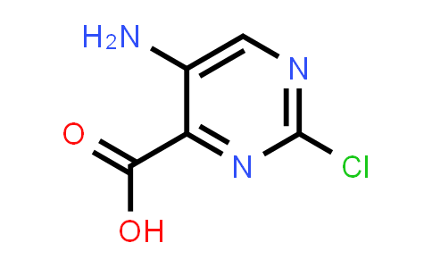 1052714-41-6 | 5-Amino-2-chloropyrimidine-4-carboxylic acid