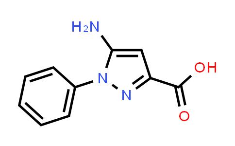 1053164-76-3 | 5-amino-1-phenyl-1H-pyrazole-3-carboxylic acid