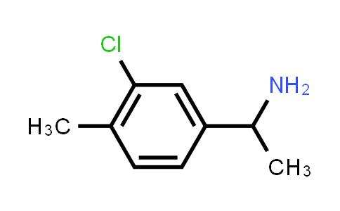105321-42-4   3-Chloro-α,4-dimethylbenzenemethanamine