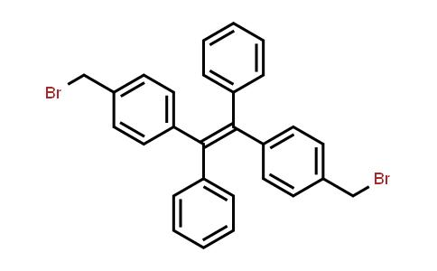 1053241-67-0 | 1,2-Bis(4-(bromomethyl)phenyl)-1,2-diphenylethene