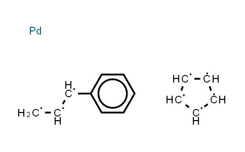 105333-10-6 | (η5-2,4-Cyclopentadien-1-yl)[(1,2,3-η)-1-phenyl-2-propenyl]-palladium