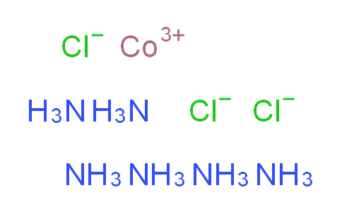 10534-89-1   Hexaamminecobalt(III)chloride