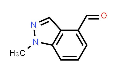 1053655-56-3   1-Methyl-1H-indazole-4-carbaldehyde