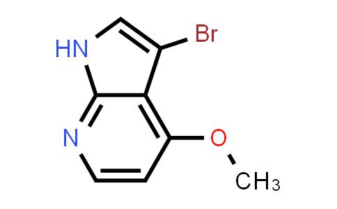 1053655-78-9   3-Bromo-4-methoxy-1H-pyrrolo[2,3-b]pyridine