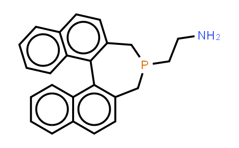 1053659-64-5   2-[(11bS)-3,5-dihydro-4H-dinaphtho[2,1-c:1',2'-e]phosphepin-4-yl]ethyl]amine