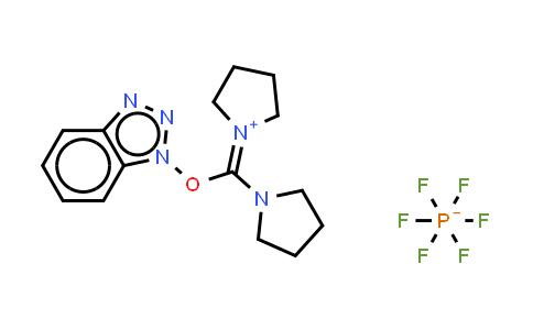 105379-24-6 | (1H-Benzo[d][1,2,3]triazol-1-yl)(di(pyrrolidin-1-yl)methylene)oxonium hexafluorophosphate(V)
