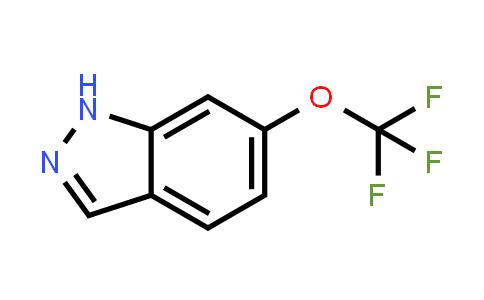 105391-43-3   6-(Trifluoromethoxy)-1H-indazole