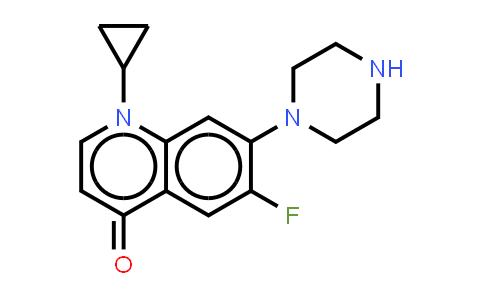 105394-83-0 | Decarboxy Ciprofloxacin