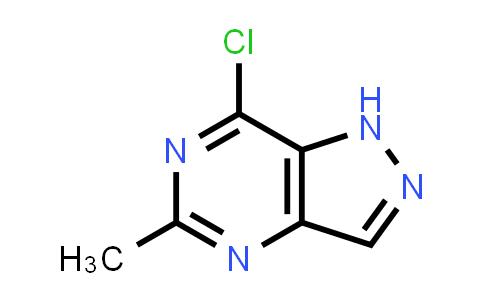 1055057-37-8   7-Chloro-5-methyl-1H-pyrazolo[4,3-d]pyrimidine