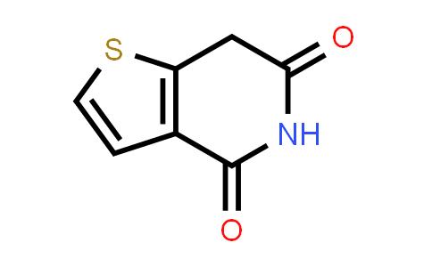 105508-56-3   Thieno[3,2-c]pyridine-4,6(5H,7H)-dione