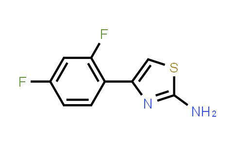 105512-80-9 | 4-(2,4-Difluorophenyl)thiazol-2-amine