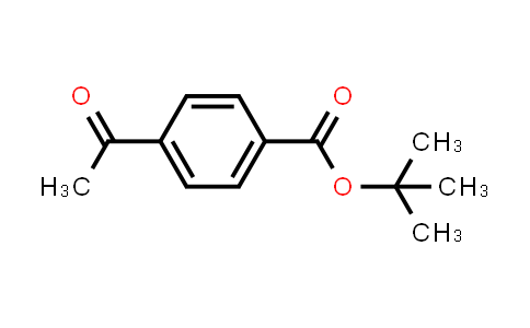 105580-41-4   tert-Butyl 4-acetylbenzoate