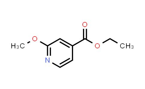 105596-61-0 | Ethyl 2-methoxyisonicotinate