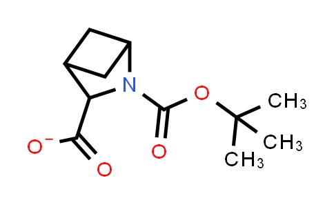 1056020-87-1 | 2-Azabicyclo[2.1.1]hexane-2,3-dicarboxylic acid, 2-(1,1-dimethylethyl) ester