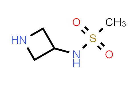 1056056-12-2 | N-(Azetidin-3-yl)methanesulfonamide