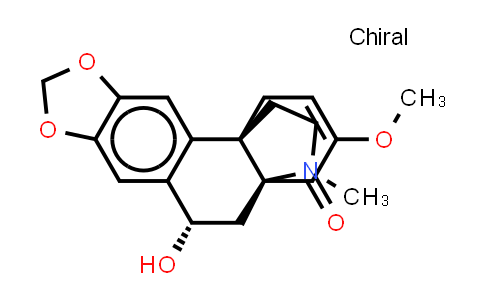 105608-27-3 | Prostephanaberrine