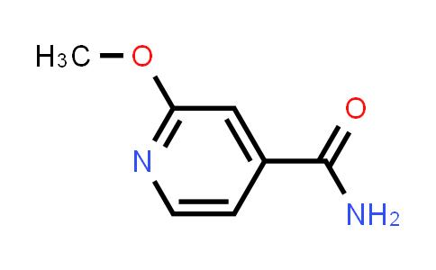 105612-50-8 | 2-Methoxyisonicotinamide