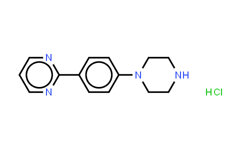 1056624-11-3 | Pyrimidine, 2-[4-(1-piperazinyl)phenyl]-, (Hydrochloride) (1:1)