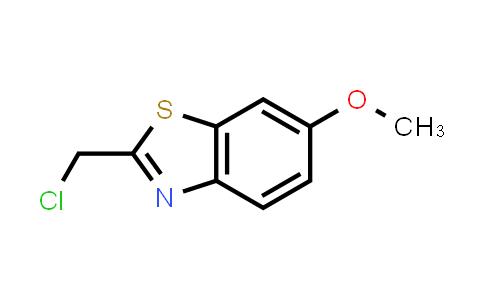 1056639-87-2 | 2-(Chloromethyl)-6-methoxybenzo[d]thiazole