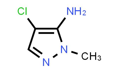 105675-84-1   4-Chloro-1-methyl-1H-pyrazol-5-amine