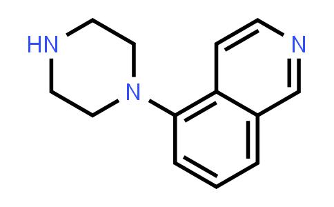 105685-17-4 | 5-(Piperazin-1-yl)isoquinoline