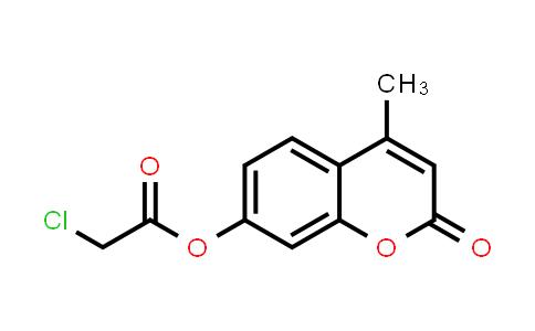 105738-24-7 | 4-Methyl-2-oxo-2H-chromen-7-yl chloroacetate