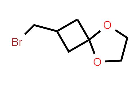 1057641-71-0   2-(Bromomethyl)-5,8-dioxaspiro[3.4]octane