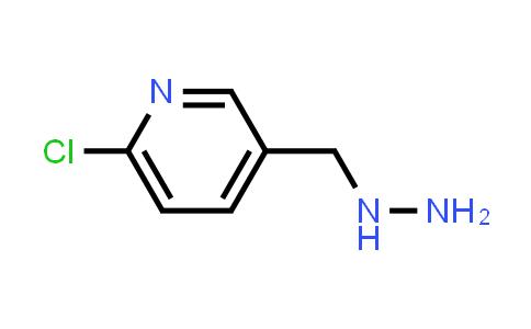 1057670-48-0 | (6-Chloropyridin-3-yl)methylhydrazine