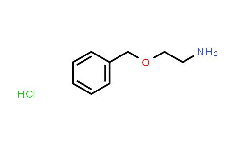 10578-75-3   2-Benzyloxyethylamine hydrochloride
