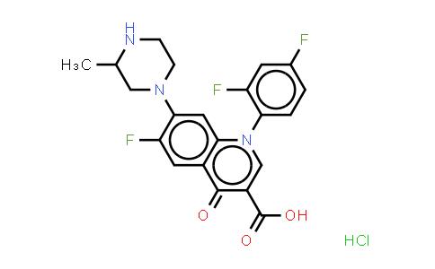 105784-61-0 | Temafloxacin (hydrochloride)