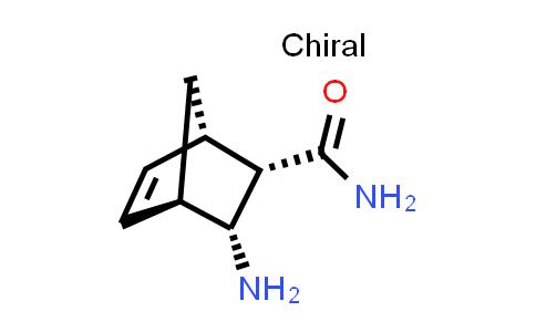 105786-40-1 | rel-(1S,2S,3R,4R)-3-Aminobicyclo[2.2.1]hept-5-ene-2-carboxamide