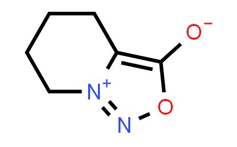 105786-95-6 | 4,5,6,7-Tetrahydro-[1,2,3]oxadiazolo[3,4-a]pyridin-8-ium-3-olate