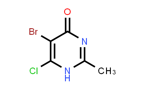 DY504567 | 105806-11-9 | 5-Bromo-6-chloro-2-methyl-1H-pyrimidin-4-one
