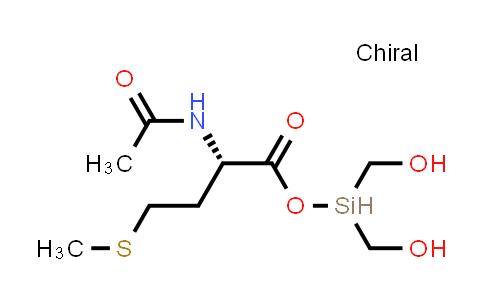 105883-43-0 | Bis(hydroxymethyl)silyl acetyl-L-methioninate