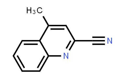 10590-69-9 | 4-Methylquinoline-2-carbonitrile