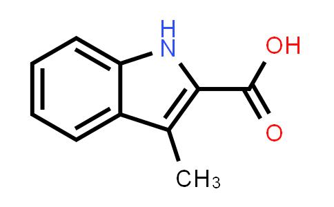 10590-73-5   3-Methyl-1H-indole-2-carboxylic acid