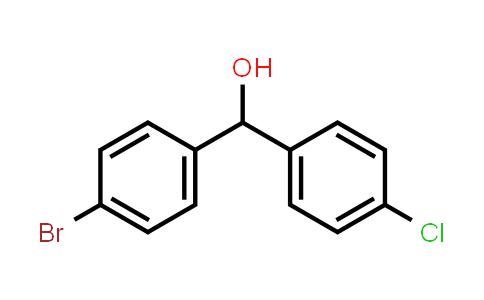 105901-10-8   (4-Bromophenyl)(4-chlorophenyl)methanol