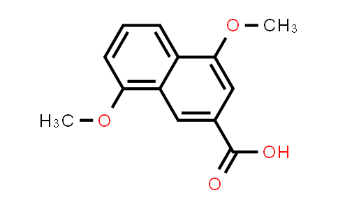 105901-90-4 | 2-Naphthalenecarboxylic acid, 4,8-dimethoxy-