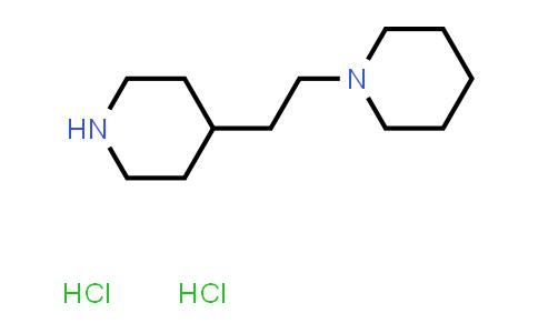 105903-66-0   1-(2-(Piperidin-4-yl)ethyl)piperidine dihydrochloride
