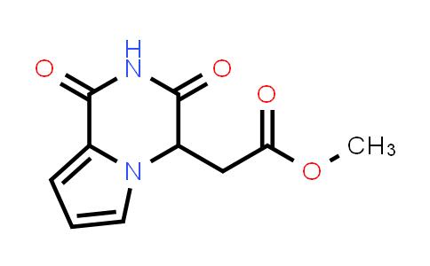 1059195-96-8 | Methyl 2-(1,3-dioxo-1,2,3,4-tetrahydropyrrolo[1,2-a]pyrazin-4-yl)acetate