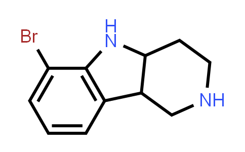 1059630-12-4   6-Bromo-2,3,4,4a,5,9b-hexahydro-1H-pyrido[4,3-b]indole