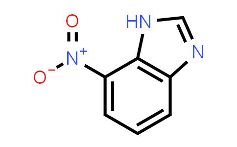 10597-52-1   7-Nitro-1H-benzo[d]imidazole