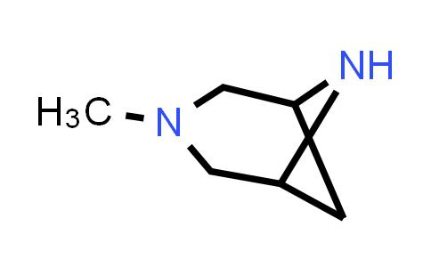 1059700-16-1 | 3-Methyl-3,6-diazabicyclo[3.1.1]heptane
